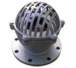 不锈钢法兰底阀的结构特性