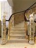 广东铝艺楼梯护栏,工艺特色始于本世纪那个初期?