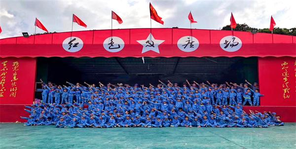 庆祝建党100周年特别活动方案-万荔长征红色教育基地