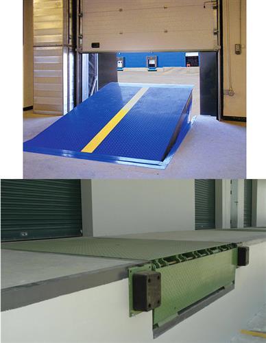 使用固定卸货平台登车桥有哪些优点