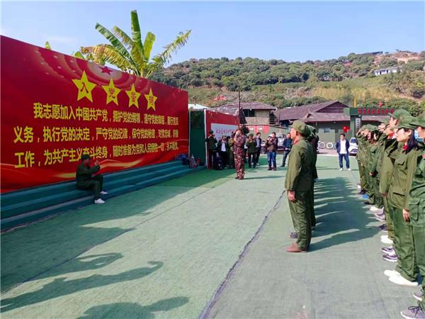 东莞市党建活动基地-项目最全又好玩的万荔长征红色教育基地值得推荐