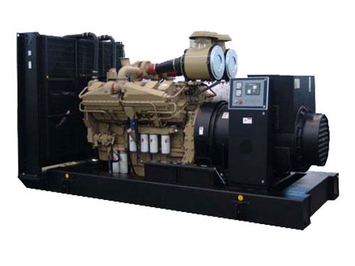 云浮柴油发电机厂家:水箱漏水如何进行处理?