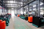 广州发电机;厂家有那些配置机组...