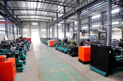 广州发电机;厂家有那些配置机组型号