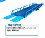 6-12吨移动式登车桥大量现货厂价