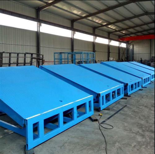1-10吨固定式登车桥卸货平台专业定制