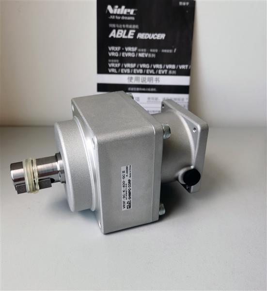 五轴全伺服横走式机械手用斜齿轮减速机-Nice减速机