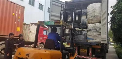 """无主""""洋垃圾""""销毁成本比货物价值还高,怎么办?上海海关:今年已销毁处理523吨!"""