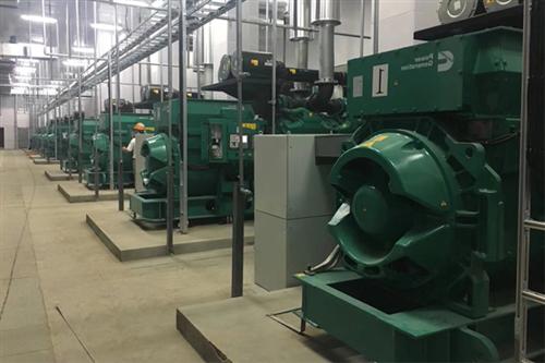广州发电机:柴油发电机房接地要符合什么规定