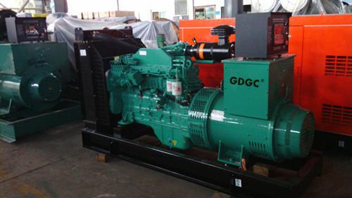 广州发电机厂家;什么是额定电流?