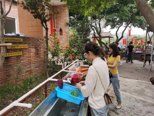 """""""五四""""我们正青春-深圳周边农家乐团建基地-乐水山庄"""