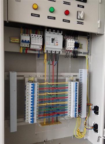 佛山配电箱生产厂家水电安装的质量控制分析