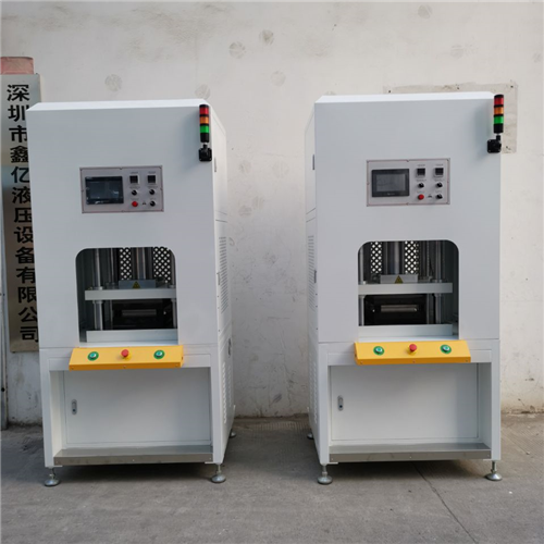 油压机可以下降不能回升是什么问题?