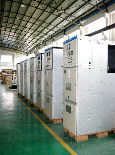 配电设备布置广州配电柜的一般规定