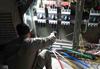 桥架内电缆敷设工程施工工艺标准