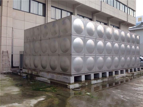 三亚不锈钢水箱厂家:供水设备稳流补偿器的技术要求