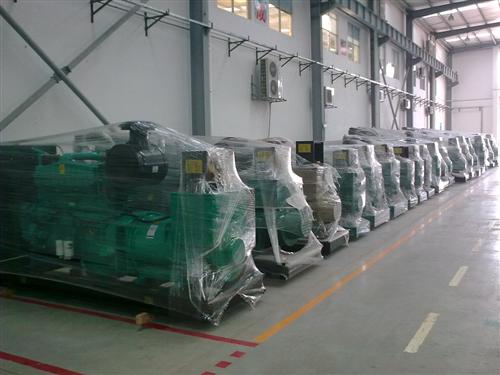 广州发电机厂家:提高电网安全性和经济性