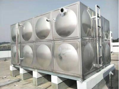 海南不锈钢水箱厂家:住宅小区给水及消防设计