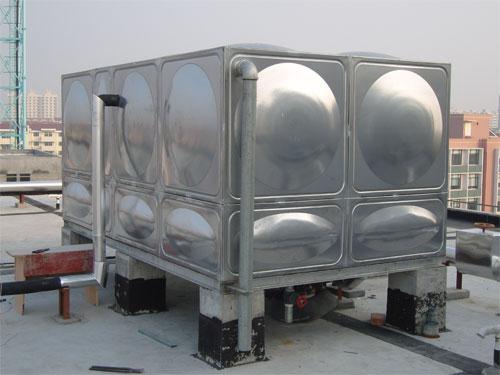 海口不锈钢水箱厂家:什么是水喷雾灭火系统?