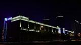 常德市五子酒店楼体亮化