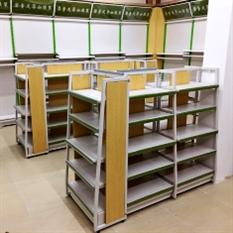 广东兴宁母婴百货货架