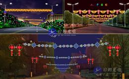 LED中国结工程案例