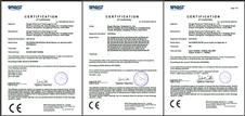 常规电源认证