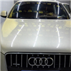 Audi car after using liquid glass coating