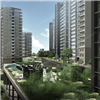 深圳南山区南海大道美年广场5栋屋顶立体绿化滴灌系统