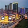 深圳华润万象城总部地面绿化微喷系统
