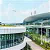 武汉天河机场T3航站楼绿化喷灌项目