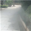 深圳会展中心人造雾