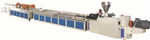 Double cavities PVC trunking Extrusion Line