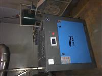 激光行业用中高压螺杆式空压机