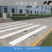 东莞厂区道路划线施工(交通设施)