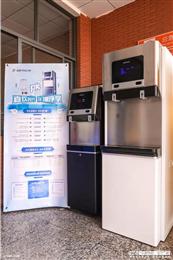 沁园商用为全国MBA羽毛球选手提供直饮水服务