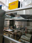 社區飯堂油煙凈化器安裝工程案例