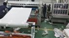 專業生產全自動壓棉壓花機,床墊壓紋復合壓花機