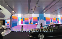 Stage & Rental LED video wall