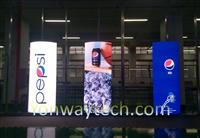 Flexible Indoor Creative LED Digital Signage