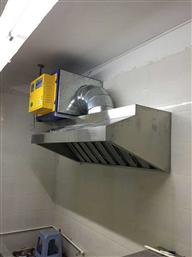 油烟净化器的清洗流程及维护