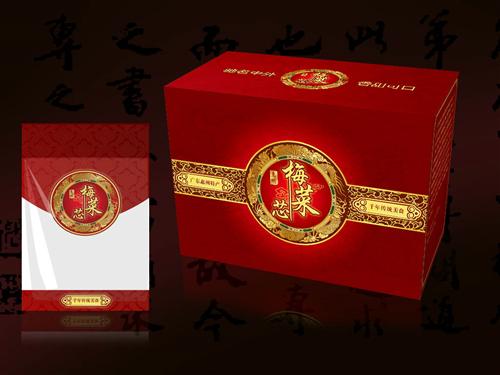 礼品包装盒作品欣赏
