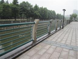 宁波河道护栏