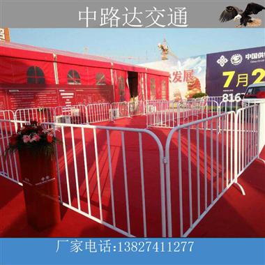 广州铁马护栏成功交易