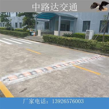 汕頭酷奇電子有限公司廠區劃線