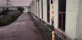 中電建集團深標護欄安裝