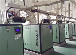 寿力空压机在食品行业中的应用