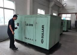 寿力空压机在电力行业中的应用