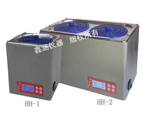 恒溫水浴鍋HH-4 單列四孔