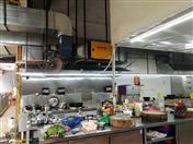 室內廚房油煙凈化器案例